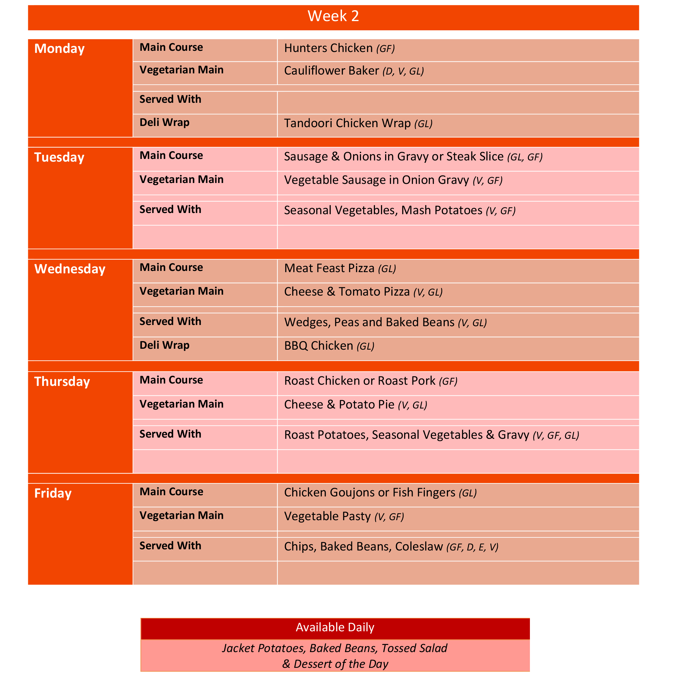 Secondary Canteen Menu - Oct-Dec 2019_0002_Secondary Canteen Menu - Oct-Dec 2019